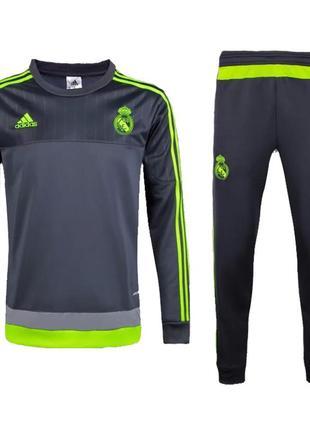 Футбольный костюм для детей реал мадрид adidas (2086)