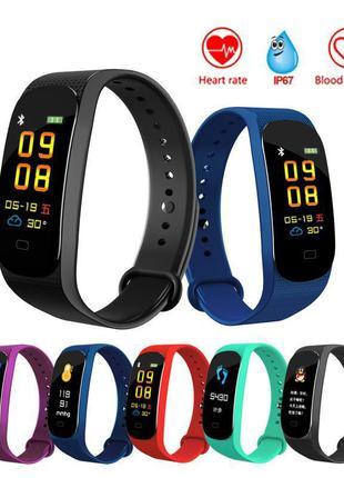 Фитнес браслет M5 Band Smart Watch Bluetooth 4.2