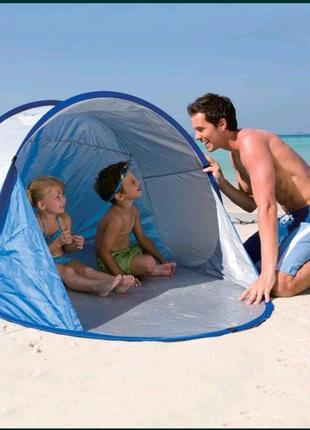 Пляжный тент палатка Pavillo Bestway 68045, 192х120х85 см
