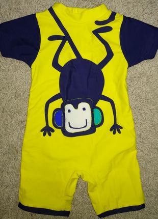 Детский V by very комбинезон костюм обезьянка бассейн плаванье