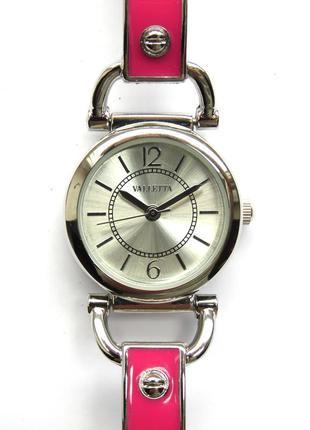 Valetta by fmd часы из сша розовый стальной браслет мех japan sii