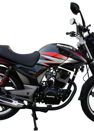 Новий Мотоцикл Musstang Region 200 ГАРАНТІЯ! ДОСТАВКА!