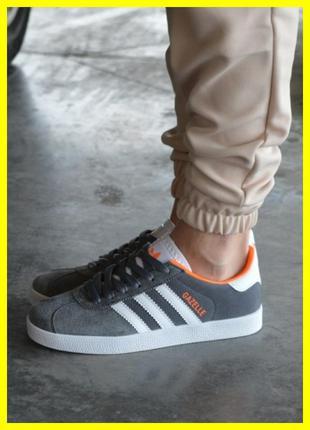 Стильные женские кроссовки adidas gazelle