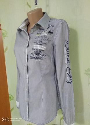 Рубашка женская бренд-высокой-s- soccx-идеал