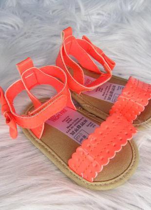 Пинетки - босоножки сандали f&f