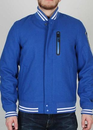 Nike wool brazil bomber jacket куртка ветровка осень  s весна ...