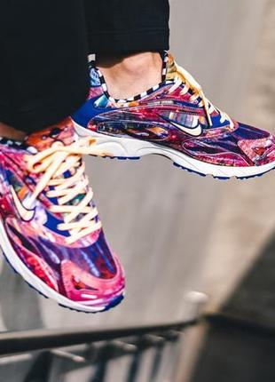 Nike spectrum plus max air force кроссовки весна лето rave
