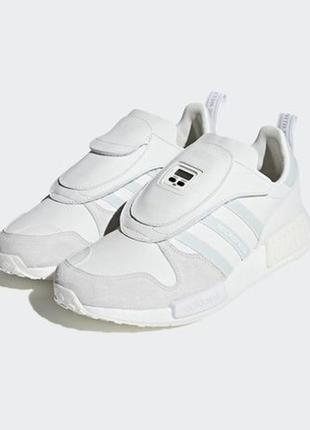Adidas micropacer xr1 кожа замша boots nmd