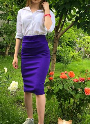 Продаю юбку карандаш отличного состояния