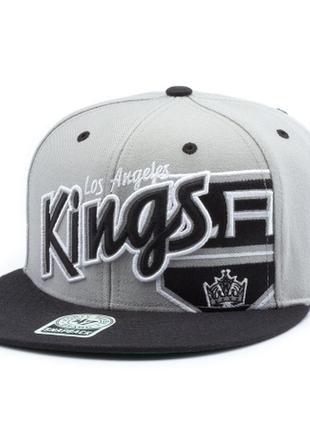 Snapback los angeles kings 47 brand new era кепка бейсболка