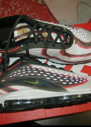 Nike air max deluxe кроссовки обувь  балон найк