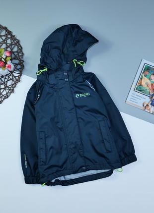 Куртка ветровка zigzag на 3 года/98 см