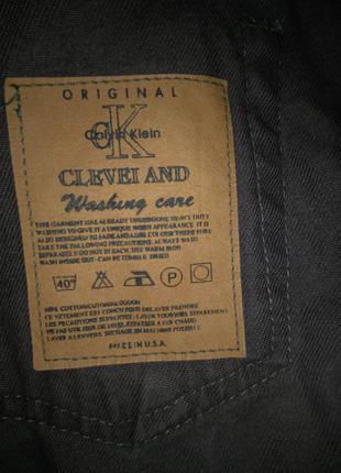 Джинсы детские  цвет хаки оригинал  бренд calvin klein  произв...