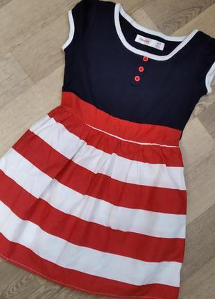 Платье geejay на 6-8 лет