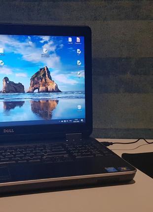 Ноутбук 15. Dell Latitude e6540 i5