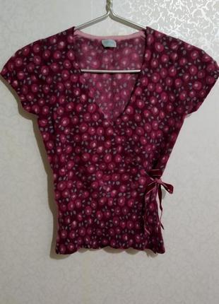 Кофта свитер кофточка блузка шерсть,кашемир на запах