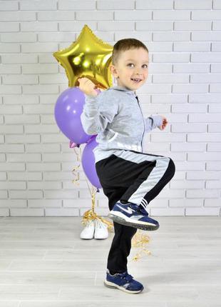 Костюм спортивный детский трикотажный