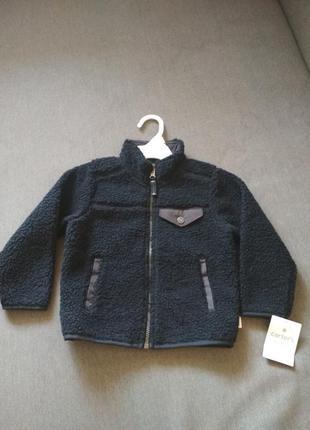 Куртка кофта меховая carter's (картерс), сша, мальчику девочке...