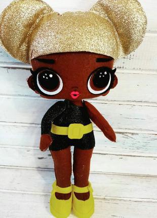 Кукла LOL лялька лол диско ручная работа