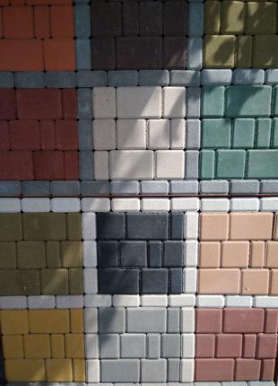Тротуарная плитка по лучшей цене в Одессе