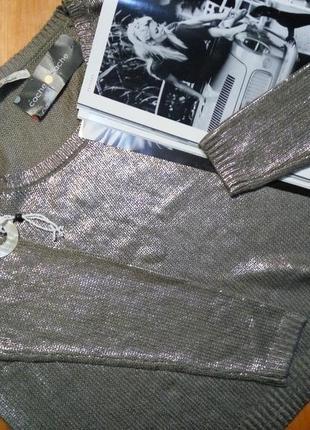 Cache cache . шикарный свитер французского бренда . новый .