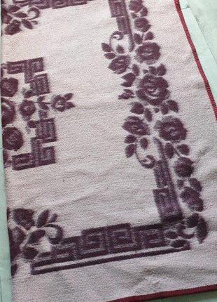 Одеяло шерсть ссср