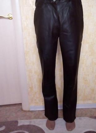 Крутые кожаные джинсы/штаны/джинсы/брюки/кожаные брюки/