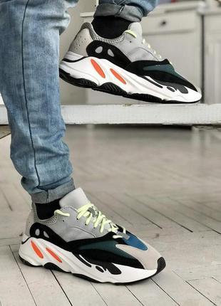 Кроссовки мужские adidas yeezy 700