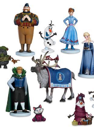 Игровой набор фигурок Холодное Сердце Disney Олаф и приключение