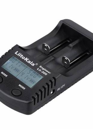 Зарядное устройство Liitokala Lii 300