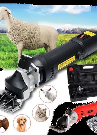 Машинки для стрижки животных овец, КРС, коз, собак, кошек и т.д.