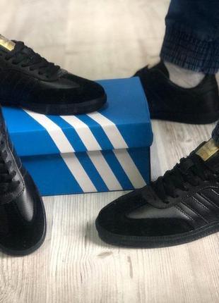 Кроссовки мужские adidas samba