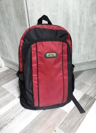 Вместительный рюкзак aowang. унисекс