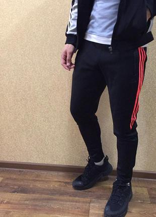 Спортивные штаны adidas. climacool. спортивки adidas (climalit...