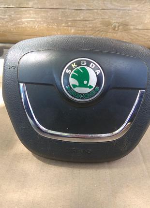 Airbag в руль Skoda Octavia A5 SuperB Fabia Roomster 1Z0880201AH