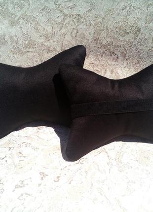 Подушка под шею в машину,подушка косточка