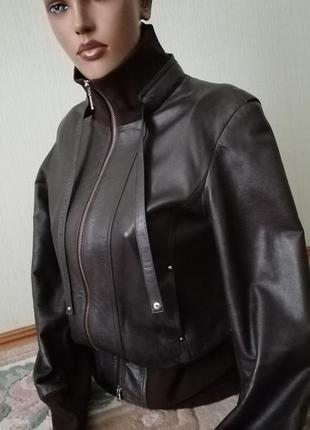 Кожаная куртка кожа натуральная