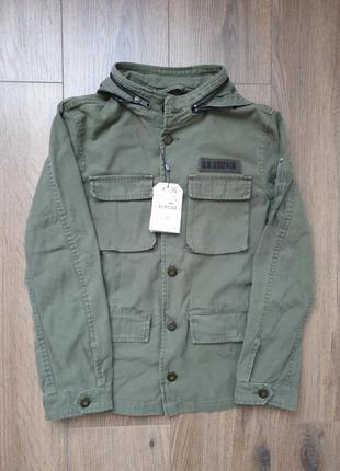 Zara курточка ветровка легкая 152 р