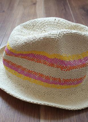 Zara шляпа 52 см