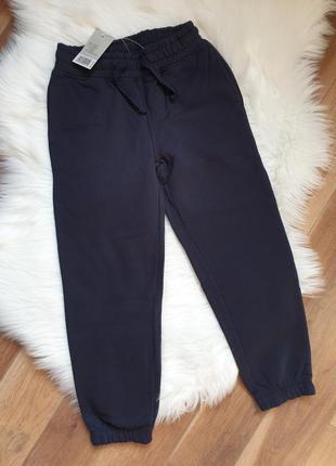 Lupilu штаны джоггеры утепленные с начесом 122-128 р