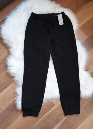 Lupilu джоггеры штаны спортивные теплые с начесом 134-140 р