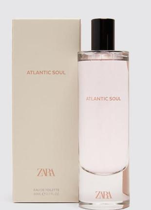 Духи/ туалетная вода/ parfum/zara/ atlantic soul  80ml