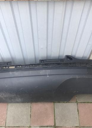 Бампер задний накладка спойлер Chevrolet Bolt 42590245,42340823