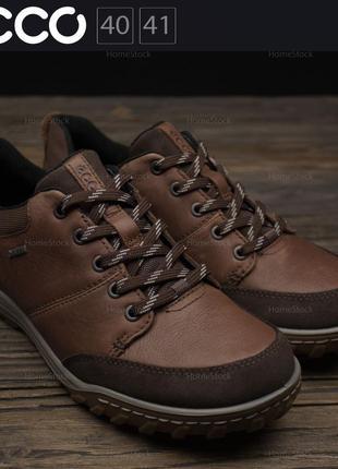 Полуботинки ботинки кроссовки ecco urban lifestyle 830704 ориг...
