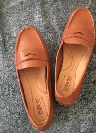 Туфли мокасины под кожу качество!