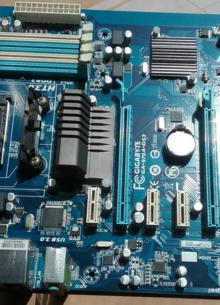 Материнская плата Gigabyte GA-970 DS3 ver. 1.0 , sAM3+