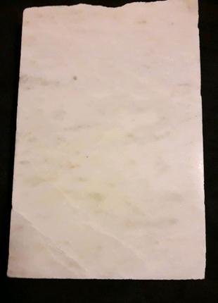 Мрамор каррарский белый Италия шиншилла