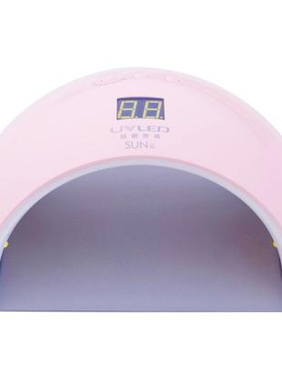 LED+UV Lamp SUN 6 48W