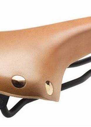 Британское кожаное седло BROOKS B15 Swallow Select