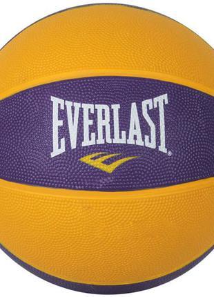 Мяч баскетбольный Everlast EAN 2801139920300 оригинал